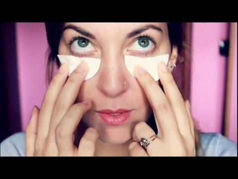 eliminare le occhiaie in modo naturale
