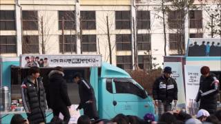 161217 B1A4 미니 팬미팅 높이뛰기