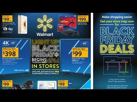 🔥Black Friday en Walmart 2018🔥