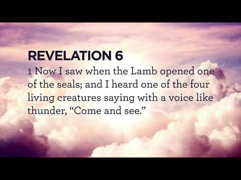 Revelation 6 - Pastor LJ Harry - Wednesday, January 20, 2021