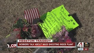 Hesston (KS) United States  City pictures : Victims in Hesston, KS shooting identified