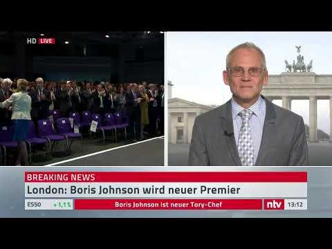 Tories verkünden Mays Nachfolger als Parteichef sowie ...