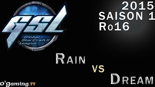 GSL 2015 - Code S : Ro16 - Groupe C - Match 4