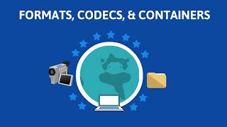 Video Video Formats, Codecs and Containers (Explained) MP3, 3GP, MP4, WEBM, AVI, FLV Juli 2018