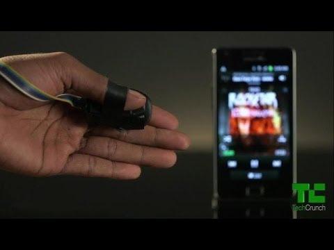 Fin's Gesture Control | CES 2014 Hardware Battlefield