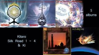 Kitaro Silk Road 1-4 & Ki