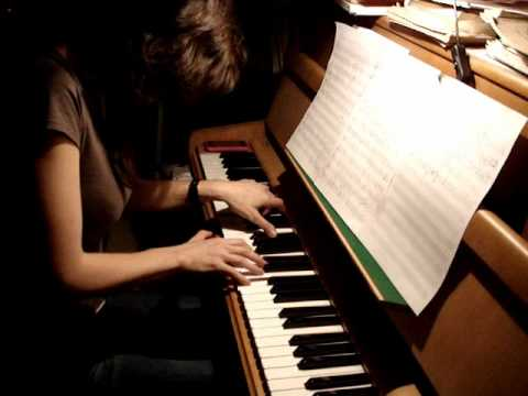 Nine Inch Nails - Hurt - piano cover Video