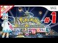 wii Pokemon Battle Revolution Part 1 V s Taylor Leader
