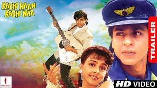 Nonton Kabhi Haan Kabhi Naa   Trailer   Suchitra Krishnamurthy  Shah Rukh Khan  Deepak Tijori Film Subtitle Indonesia Streaming Movie Download