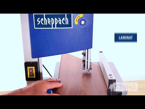 Scheppach Bandsäge 250 W HBS20
