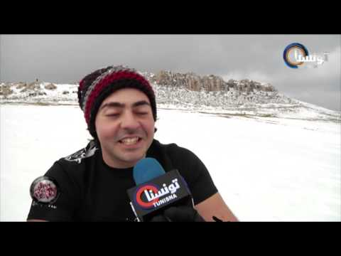 Douza Adrenal'IN Episode11 Snow Board Le Kef TunisnaTV