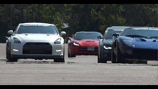 10. Thundercat vs Crown Rally cars