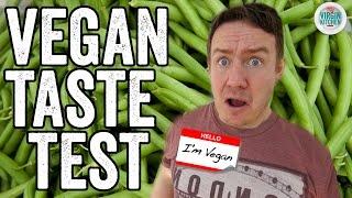 VEGAN TASTE TEST by  My Virgin Kitchen