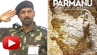 John Abraham says Parmanu The Story Of Pokhran is very entertaining but based on a true story.   Report By: Abhishek Halder. Edited By: Advait Pansare.Subscribe now and watch for more of Bollywood Entertainment Videos at http://www.youtube.com/subscription_center?add_user=bollywoodnowRegular Facebook Updates https://www.facebook.com/bollywoodnow.  Twitter Updates https://twitter.com/bollywoodnow  Follow us on Pinterest: https://pinterest.com/bollywoodnow  Follow us on Google+ : https://plus.google.com/+bollywoodnow