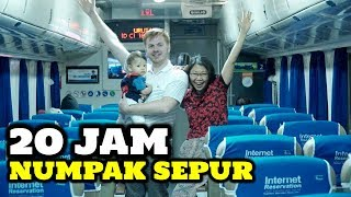 Video 20 JAM PERJALANAN! Serunya Naik Kereta Api Indonesia Sama Keluarga MP3, 3GP, MP4, WEBM, AVI, FLV Juni 2019