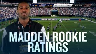 At the NFLPA's Rookie Premiere, SB Nation met with the NFL's biggest offensive rookies, like EJ Manuel, Denard Robinson, and Giovani Bernard as they ...