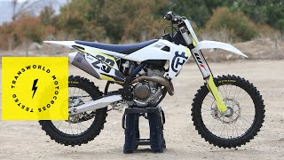 4. Technical Briefing of the 2019 Husqvarna FC350