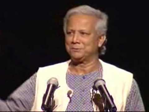 nobel laureate - Nobel Peace Prize recipient Muhammad Yunus, gives a talk at UCSD about the microfinance revolution around the world, the Nobel Prize, and the launch of Grame...