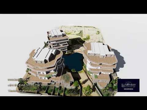 Супер! Лучший элитный комплекс на 1-ой линии моря на Коста бланка! Капитализация 50% за год!