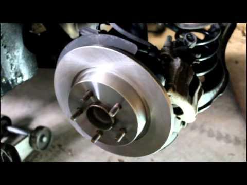 2010 volvo v50 rear brakes