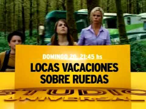 STUDIO MOVIE - Locas Vacaciones sobre Ruedas