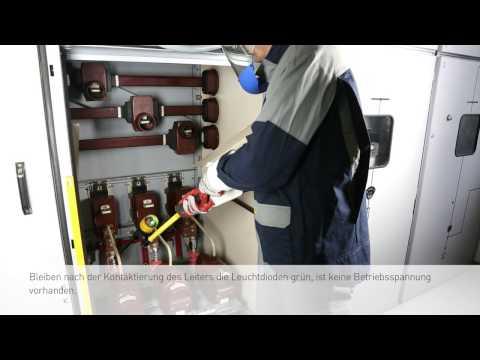 KP-Test 5 - Der zuverlässige Spannungsprüfer von PFISTERER