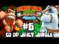 Donkey Kong Country Tropical Freeze (1080p) Part 6 Co Op - World 5 Juicy Jungle