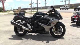 6. 102487 - 2013 Suzuki Hayabusa GSX1300R - Used motorcycles for sale