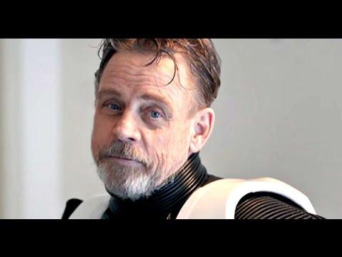 Mark Hamill shits on the new Star Wars movies