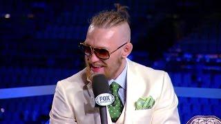 Video McGregor says the belt is already his MP3, 3GP, MP4, WEBM, AVI, FLV Juni 2019
