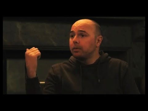 Ricky - Ricky explores the English language with Karl Pilkington. This subtitle-free version is for you to create a video subtitled in your own language. You can pos...