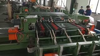 China Double-Head Chamfering Machine for Round Bar youtube video