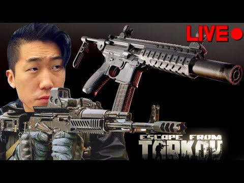 Escape from Tarkov Livestream - ft. Fwong & Niko! (видео)