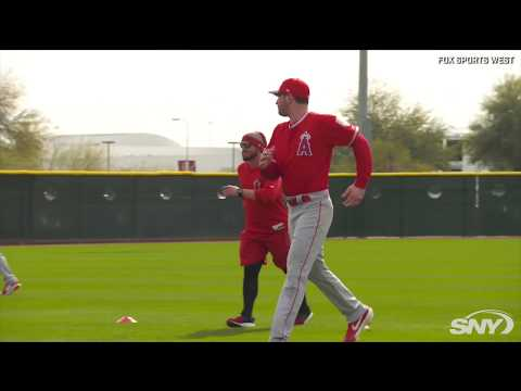 Video: Get your first look at Matt Harvey in an Angels uniform