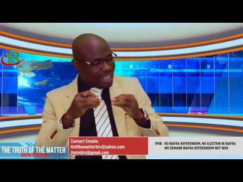 No Biafra Referendum No Election In Biafra part 1