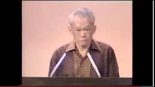 Video Lee Kuan Yew mocking Foreign Journalist MP3, 3GP, MP4, WEBM, AVI, FLV September 2018