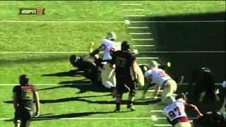 Cornellius Carradine vs Maryland (2012)