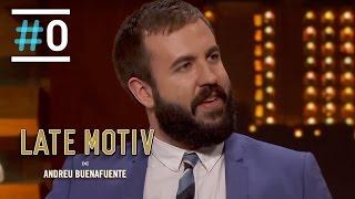 Late Motiv: Entrevista a Antonio Castelo #LateMotiv79 | #0