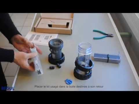 Kit électrodes