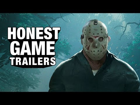 FRIDAY THE 13TH (Honest Game Trailers)