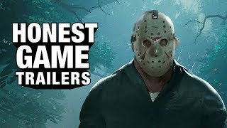 Video FRIDAY THE 13TH (Honest Game Trailers) MP3, 3GP, MP4, WEBM, AVI, FLV Maret 2018