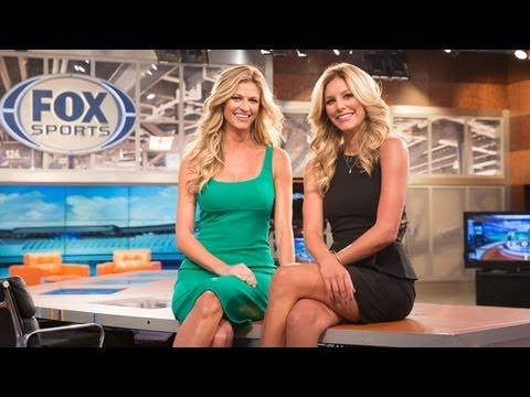Fox Sports' Erin Andrews, Charissa Thompson Cut Loose