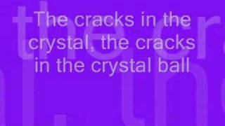 Pink - Crystal Ball (lyrics)
