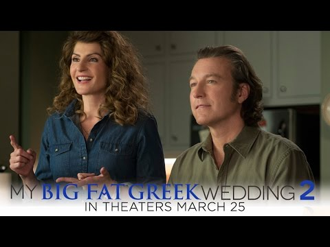 My Big Fat Greek Wedding 2 My Big Fat Greek Wedding 2 (TV Spot 'The Family Is Back')