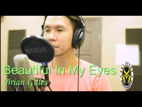 Beautiful In My Eyes | Brian Gilles Cover