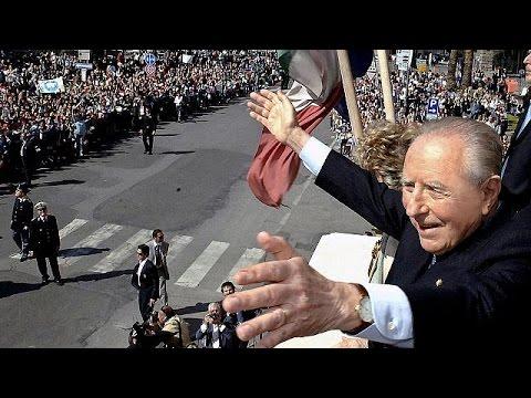 Απεβίωσε ο πρώην Πρόεδρος της Ιταλικής Δημοκρατίας, Κάρλο Ατζέλιο Τσιάμπι