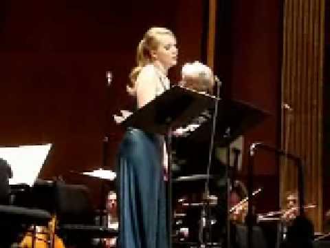 Nathalie Manfrino - BEATRICE ET BENEDICT  Hero's aria