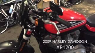 6. 2009 Harley Davidson XR1200 Sportster For Sale at East-11 Motorcycle Exchange, LLC