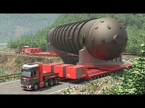 أضخم-5-عمليات-نقل-فى-العالم----!!