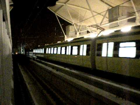 ELECTRICAL TRAIN ON MOVE IN MAKKAH